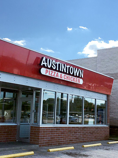 Austintown Pizza and Chicken