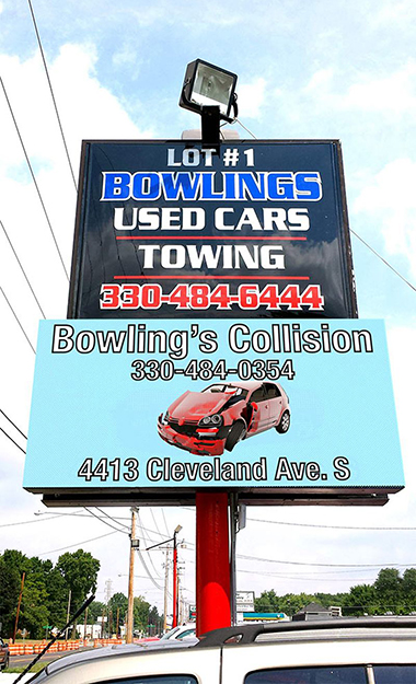 Bowling Used Cars
