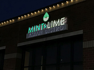 Mint and Lime Asian Bistro