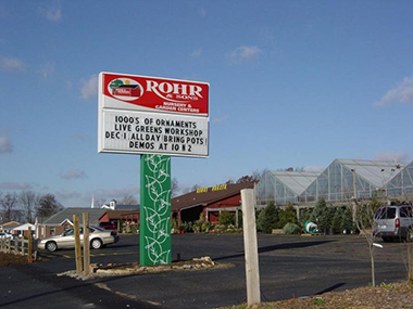 Rohr and Sons Nursery