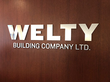 Welty Building Company Ltd.
