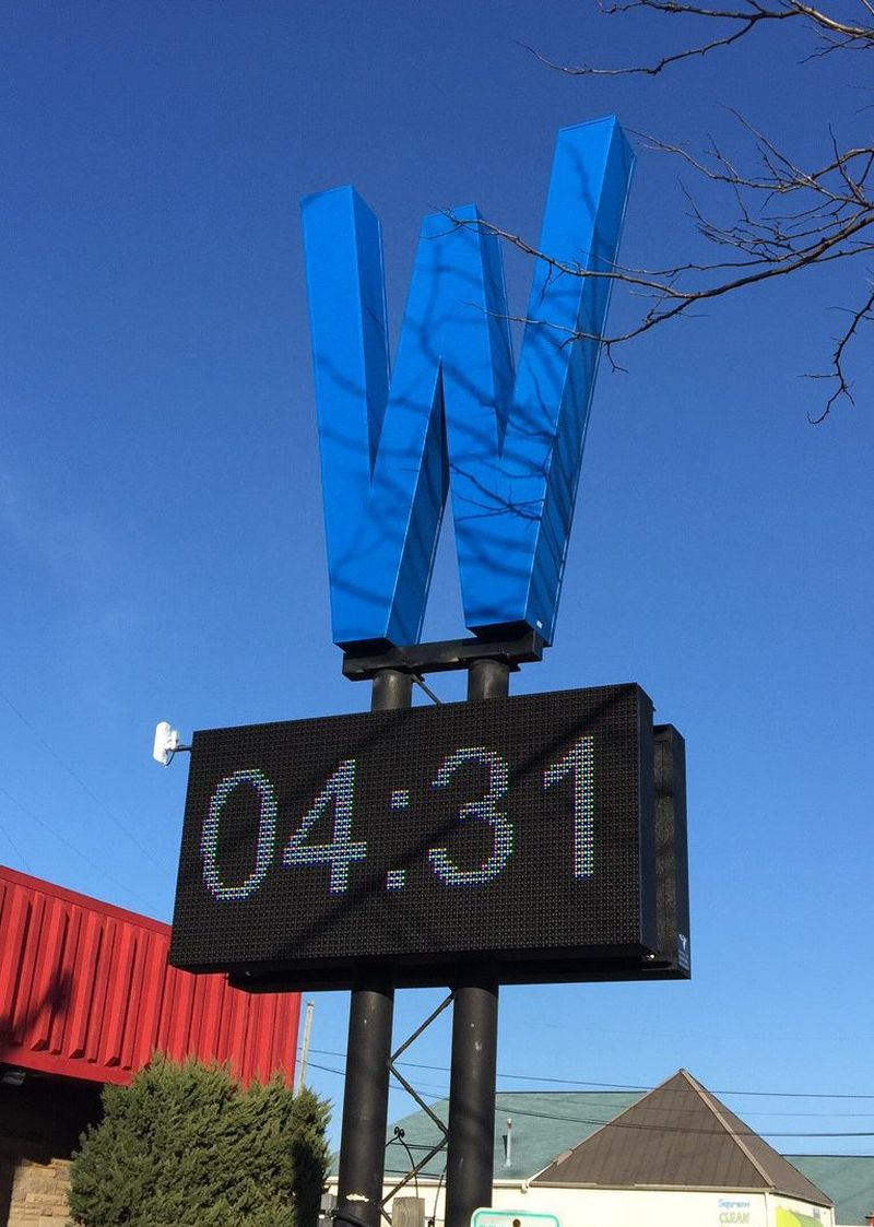 High-Quality LED Signs Ohio,Cleveland For Cost Effective