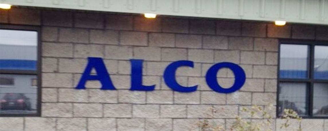 Alco - By Akers Signs