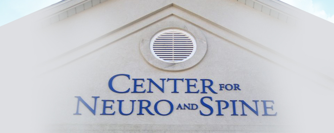 Center for Neuro and Spine - By Akers Signs
