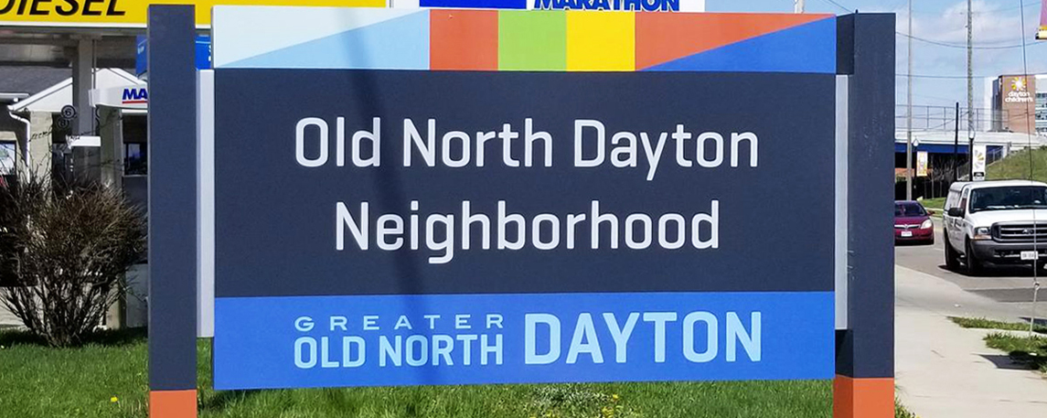 Citywide Dayton Sign - By Akers Signs