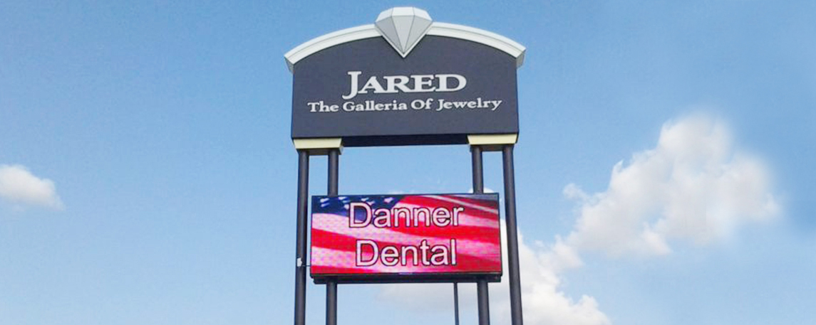 Danner Dental - By Akers Signs