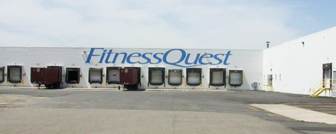 Fitness Quest - Akers Signs