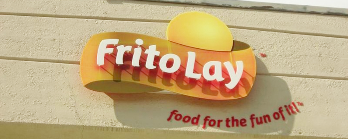 Frito Lay - By Akers Signs