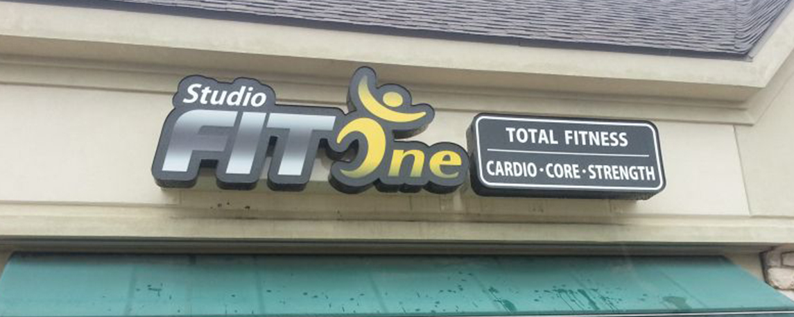 Fit One - By Akers Signs