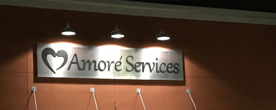 Armore Services- By Akers Signs