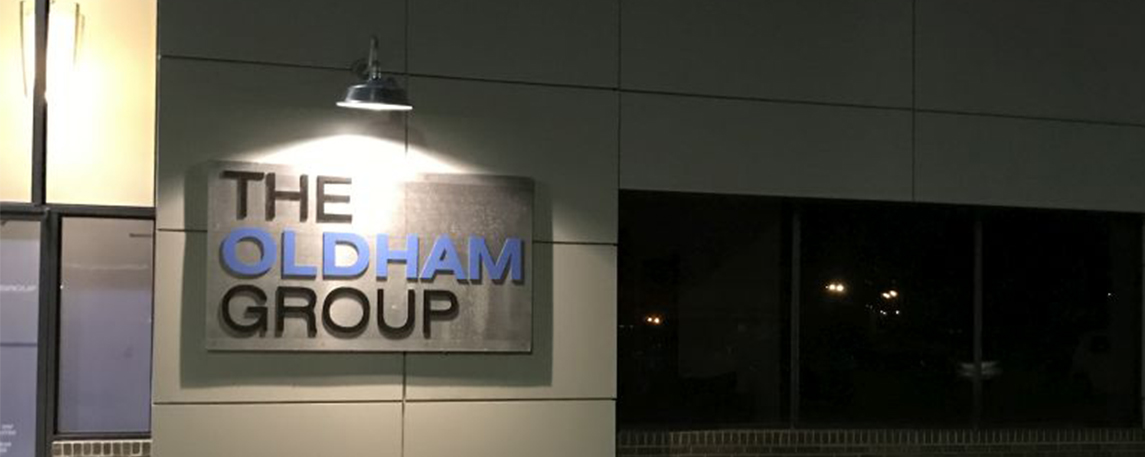 The Oldham Group- By Akers Signs