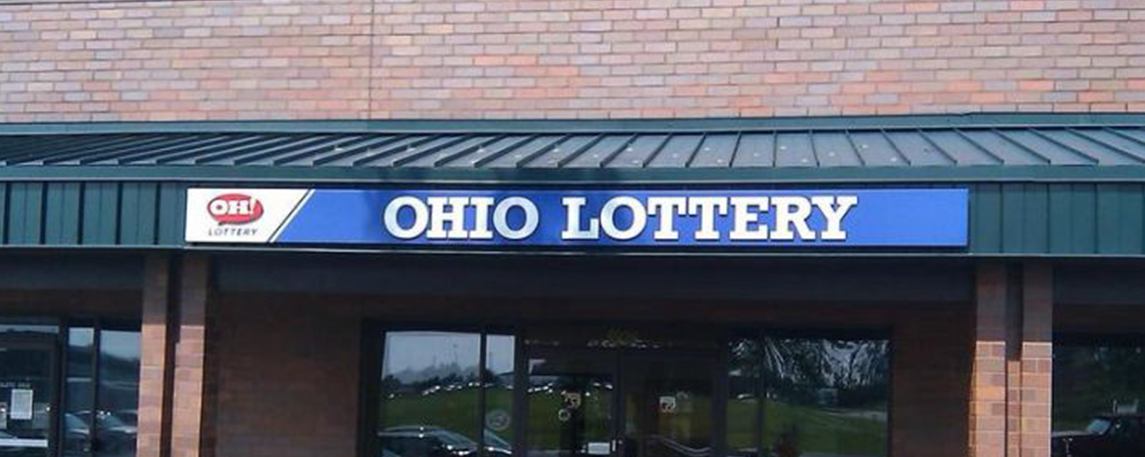 Ohio Lottery - By Akers Signs