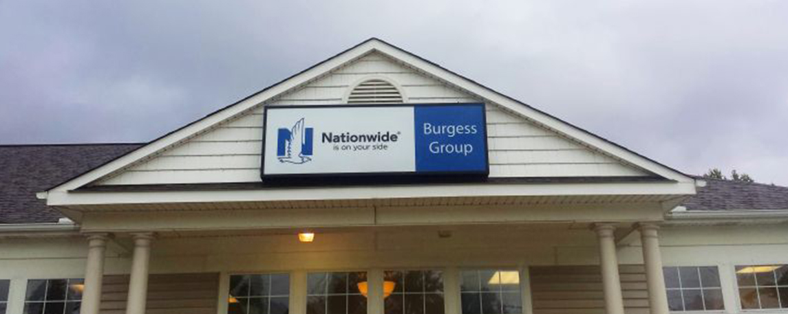 Nationwide-Burgess Group - By Akers Signs