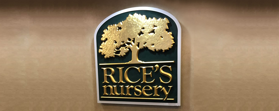 Rices Nursery - By Akers Signs