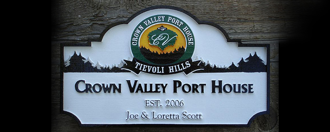Crown Valley - By Akers Signs