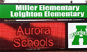 Aurora-Schools - By Akers Signs