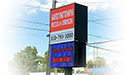Austintown Pizza and Chicken - By Akers Signs