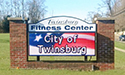 Twinsburg Fitness Center - By Akers Signs