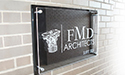 FMD-ARCHITECTS-ACRYLIC-LOBBY-DISPLAY-WITH-FROSTED-LETTERING