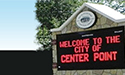 Center Point - By Akers Signs