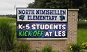 North Nimishillen Elementary- By Akers Signs
